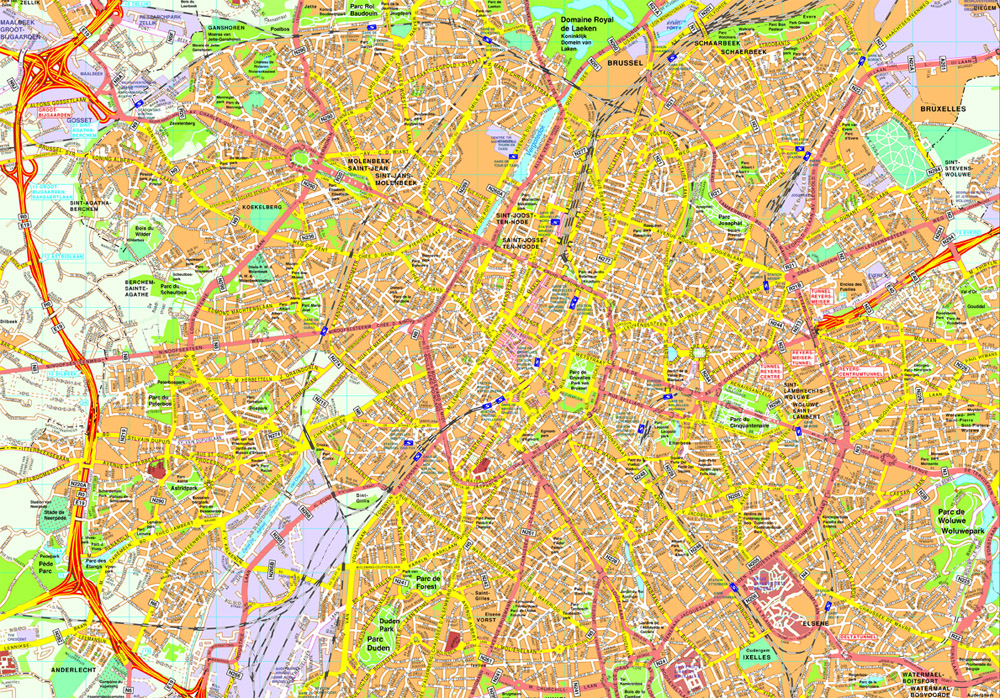 49500 add to cart brussels map