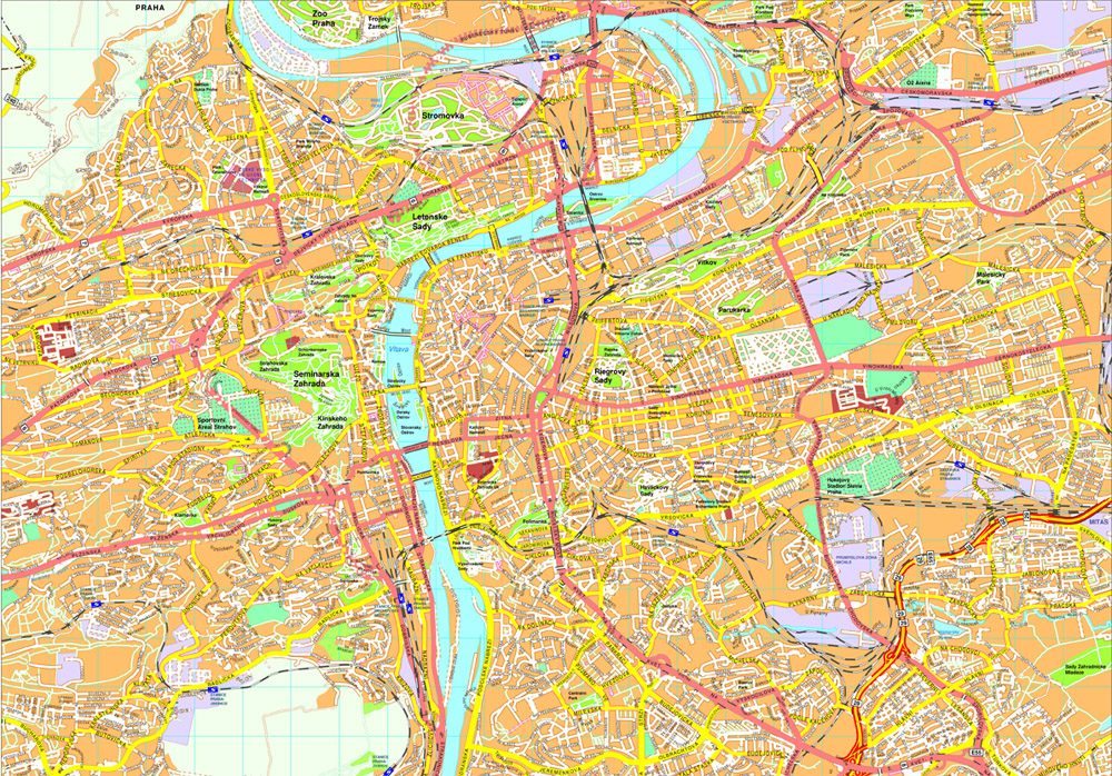 A Vector Eps Maps Designed By Our Cartographers Named