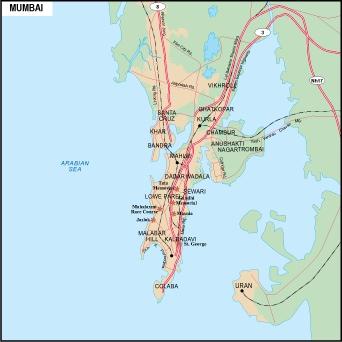 Bombay city