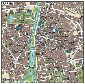 Parma eps map