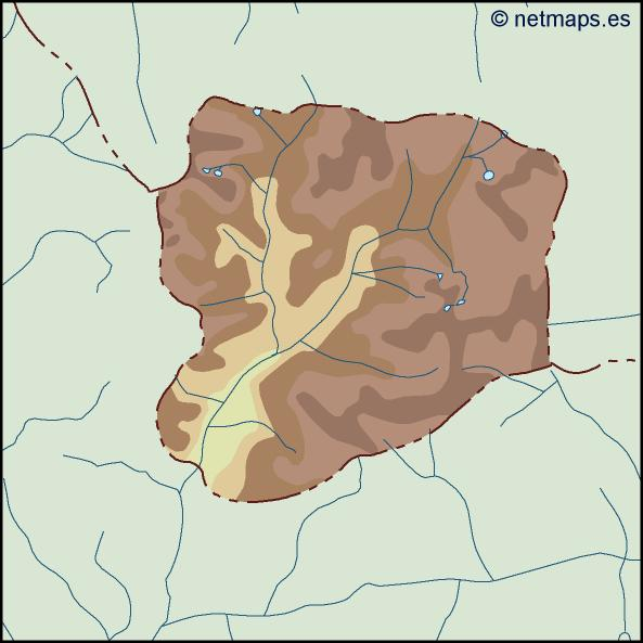 andorra illustrator map