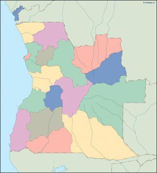 angola blind map