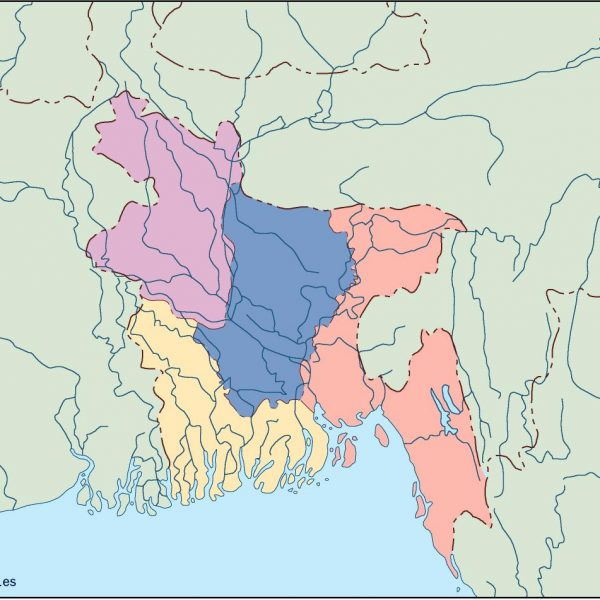 bangladesh blind map