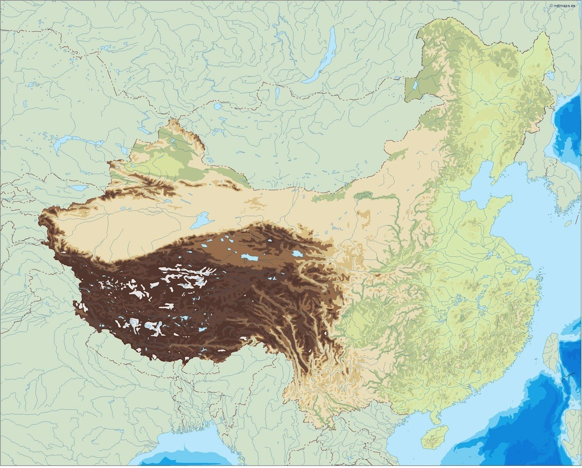 China illustrator map eps illustrator map our cartographers have china illustrator map gumiabroncs