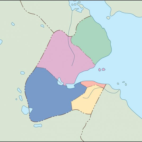 djibouti blind map