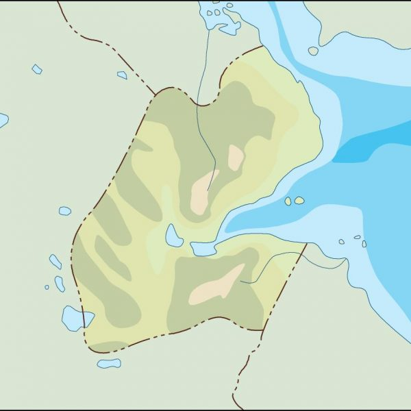 djibouti illustrator map