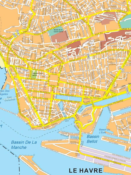 map of le havre 28 images le havre preview maps le havre road