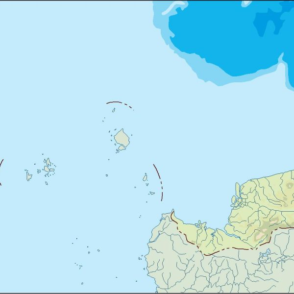 malaysia illustrator map