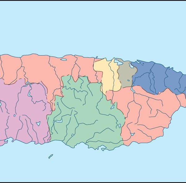 puerto rico blind map