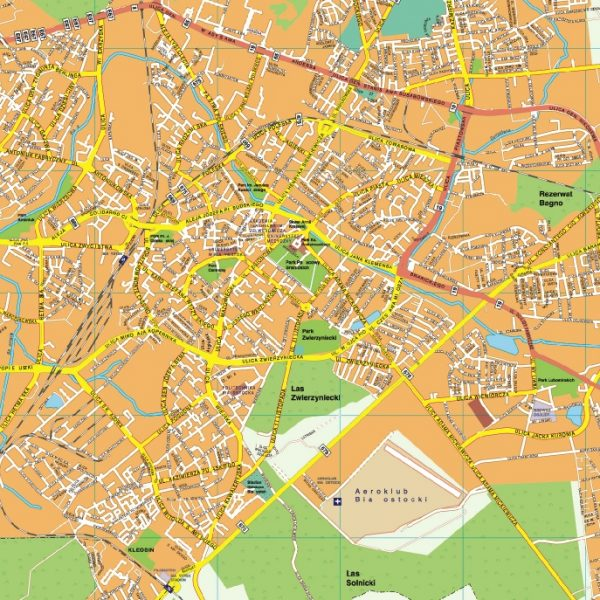 Bialystok EPS map