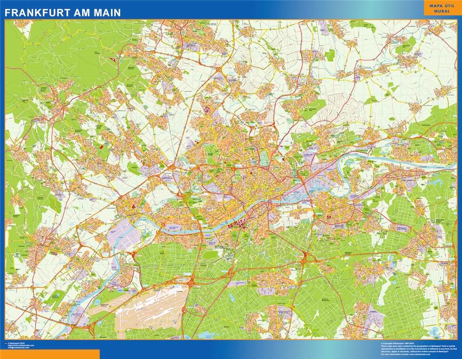 File Frankfurt Altstadt Karte Verlorene Baudenkmaeler 20080106 Jpg