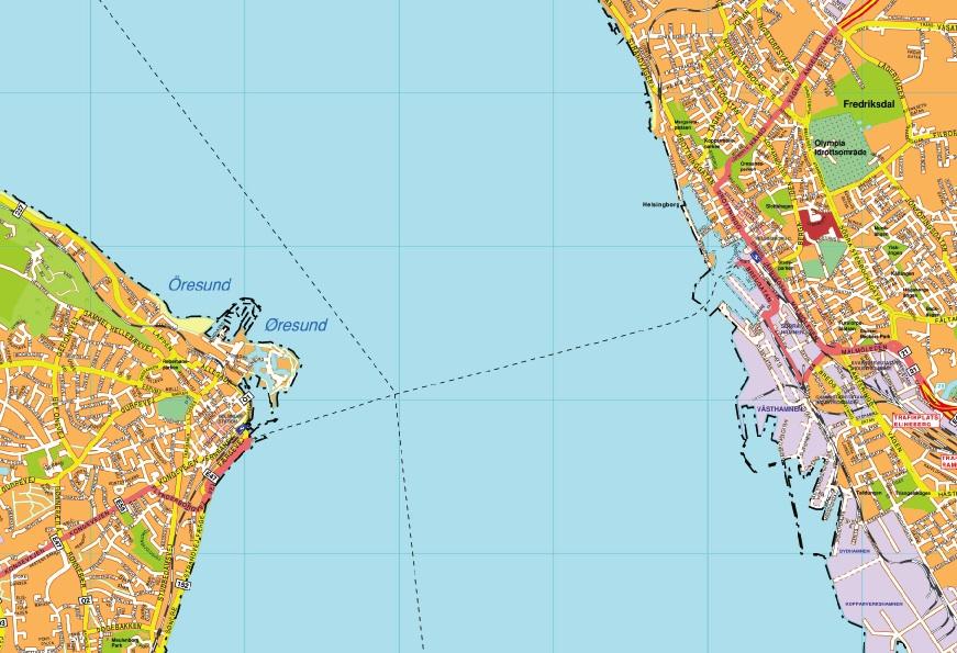 Karta World.Karta Helsinborg Eps Illustrator Map Vector World Maps