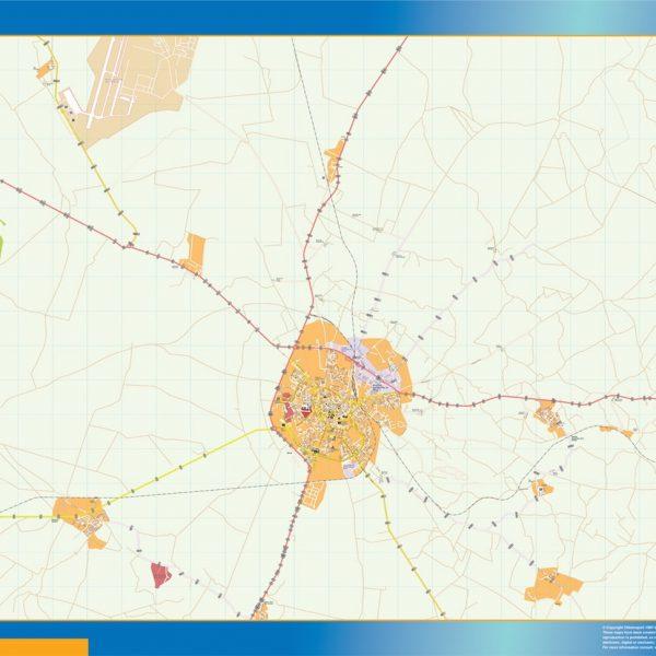 Beja Mapa Magnetico