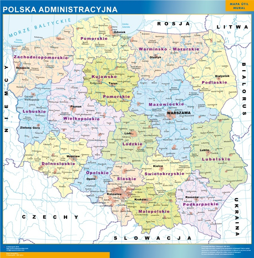 magnetic map poland Our cartographers have made magnetic map poland