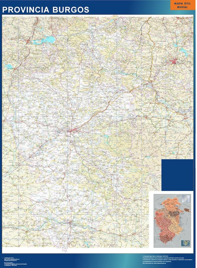 Provincia Burgos Burgos Pueblos Municipios Casas Rurales
