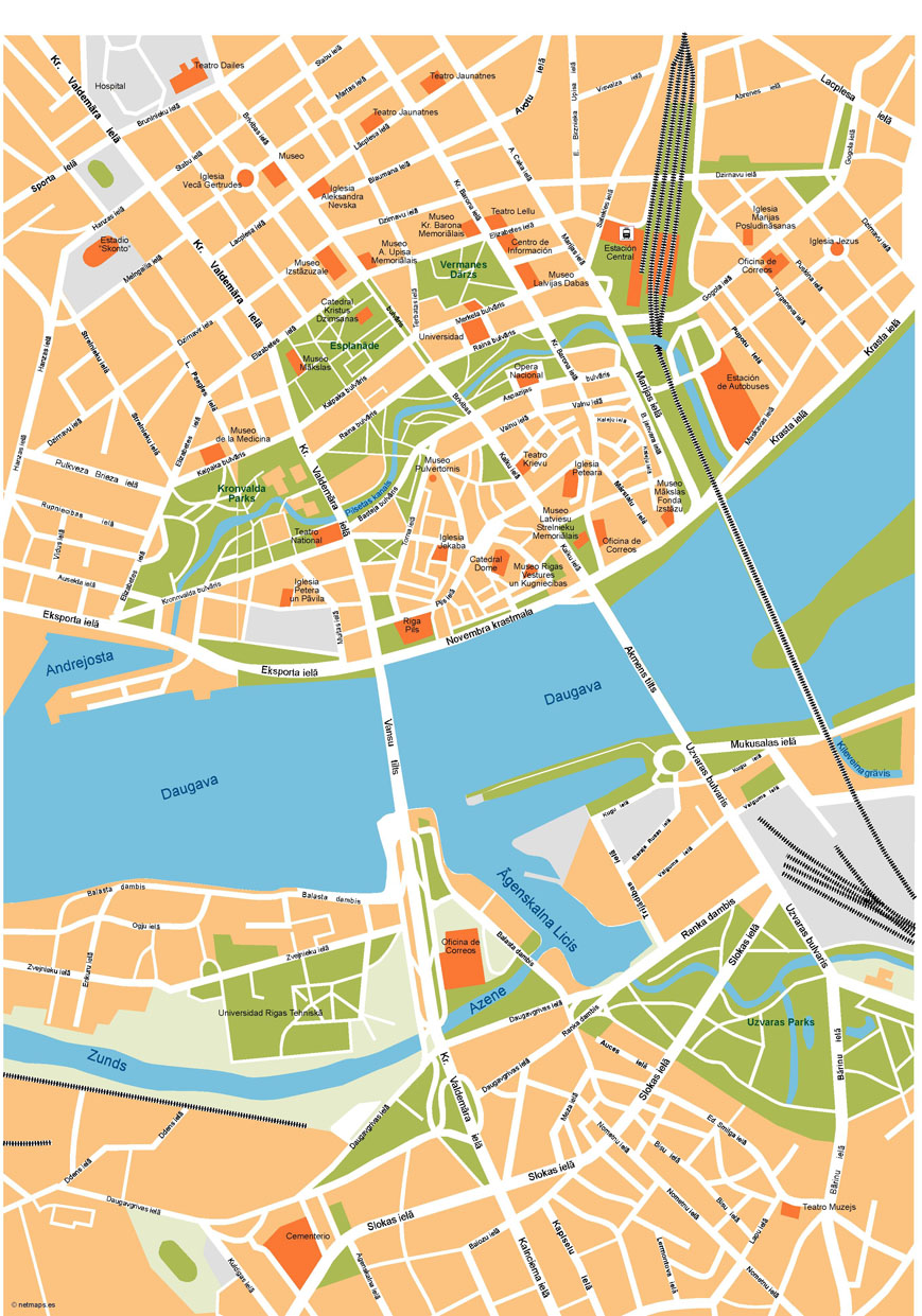 Vector Maps Of Cities vector maps of cities | Vector & Wall Maps from Netmaps®. Made in