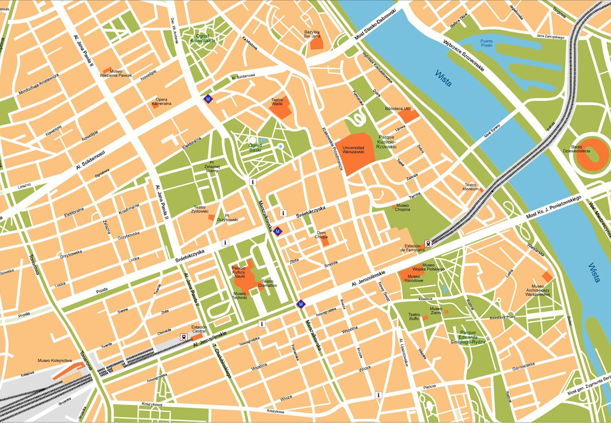 Vector Map My Blog