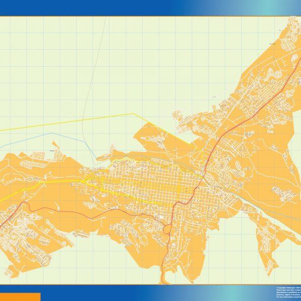 Mapa Pereira